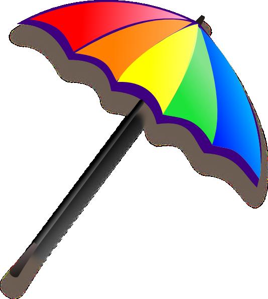 Beach umbrella cliparts free download clip art
