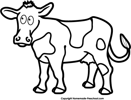 Cow Free To Use Cliparts