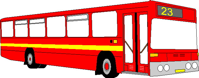 Bus clip art free clipart images clipartbarn