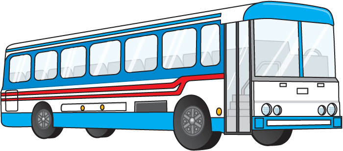 Bus clipart black and white free images clipartpost