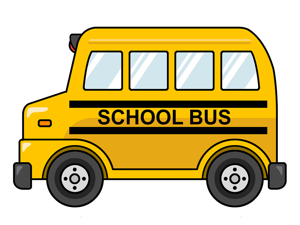 Bus free to use clip art