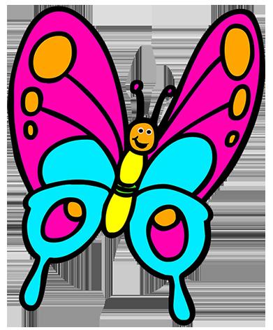 Butterflies butterfly clipart