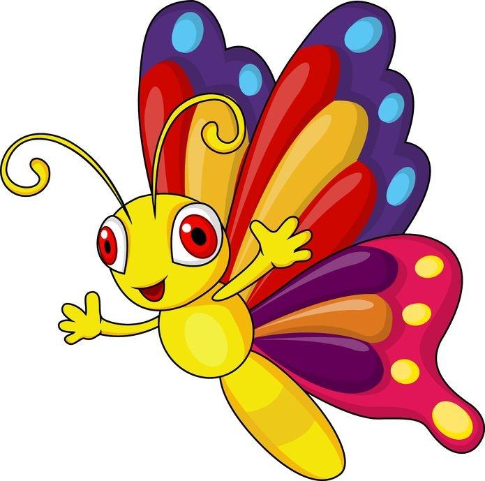Butterflies for kids butterfly clipart clipartxtras