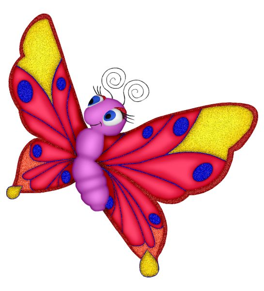 Butterfly butterflies clip art images on drawings diy 3