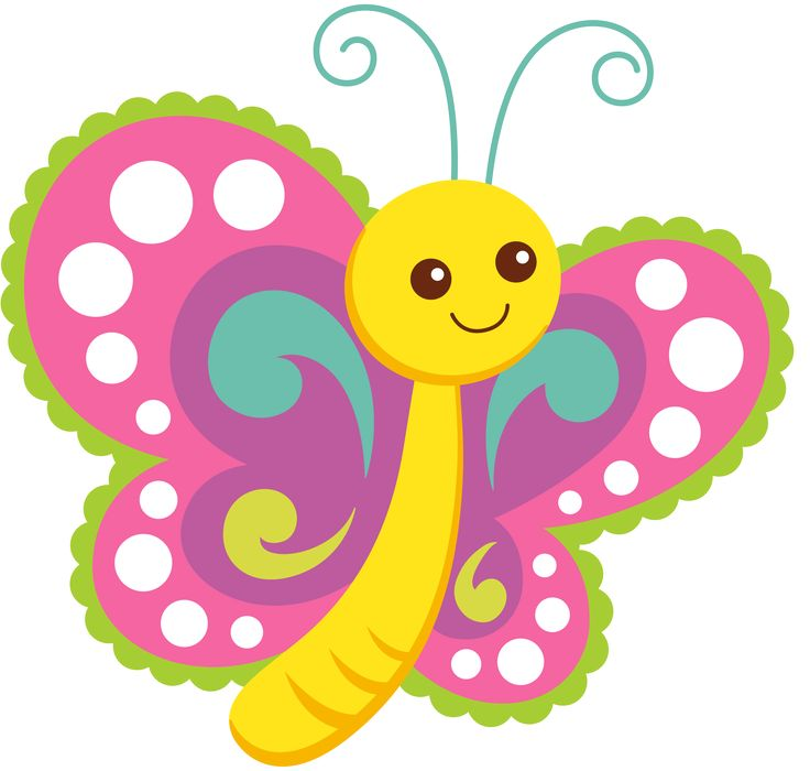 Butterfly butterflies clip art images on drawings diy
