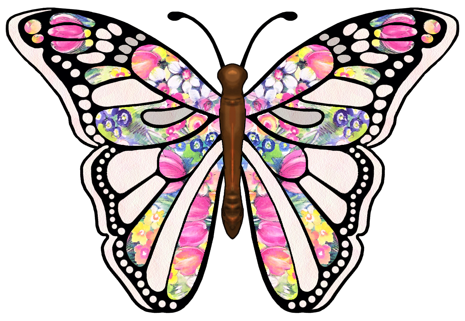 Butterfly clip art butterfly clipart graphicsde 3