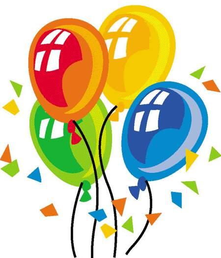 Celebration clip art free clipart images