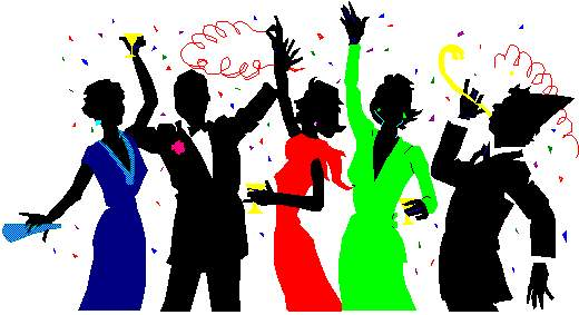 Celebration clip art party cwemi images gallery