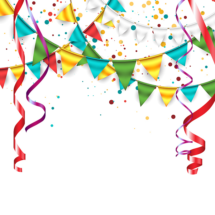 Celebration clip art vectors download free vector image 13