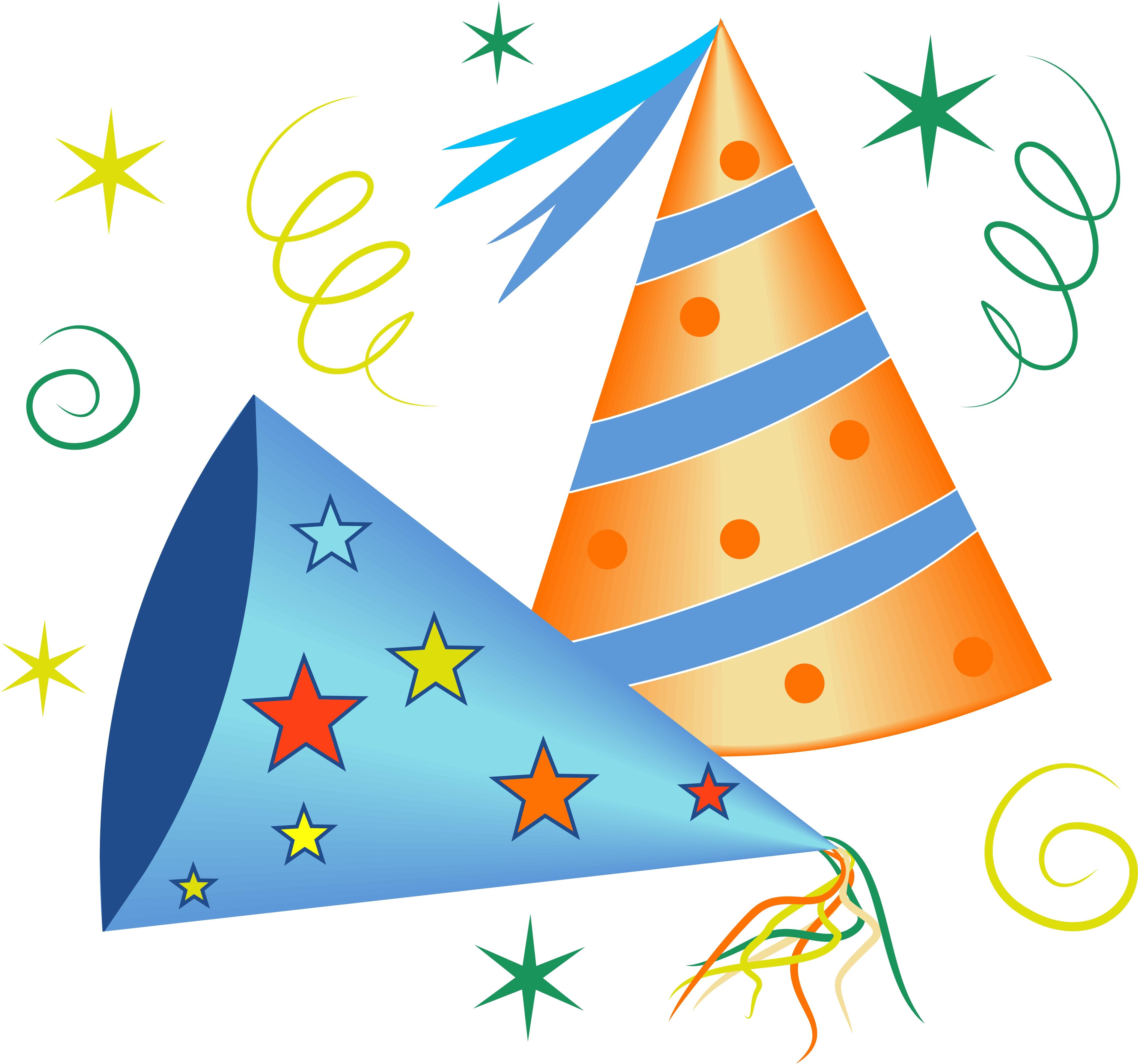 Celebration let party clip art free clipart images 2 clip art