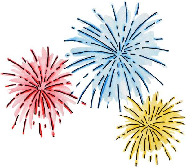 Celebration let party clip art free clipart images 5