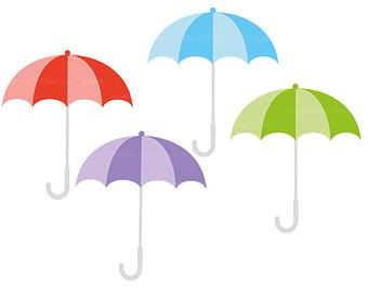 Clipart umbrellas collection psychosis clipart
