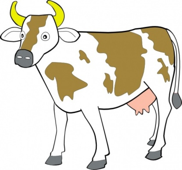 Cow clip art images free clipart 3 clipartbarn