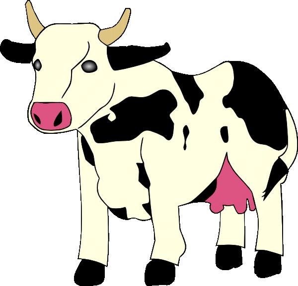 Cow clip art images free clipart 4