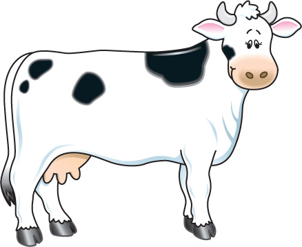 Cow clipart cliparts for you 3
