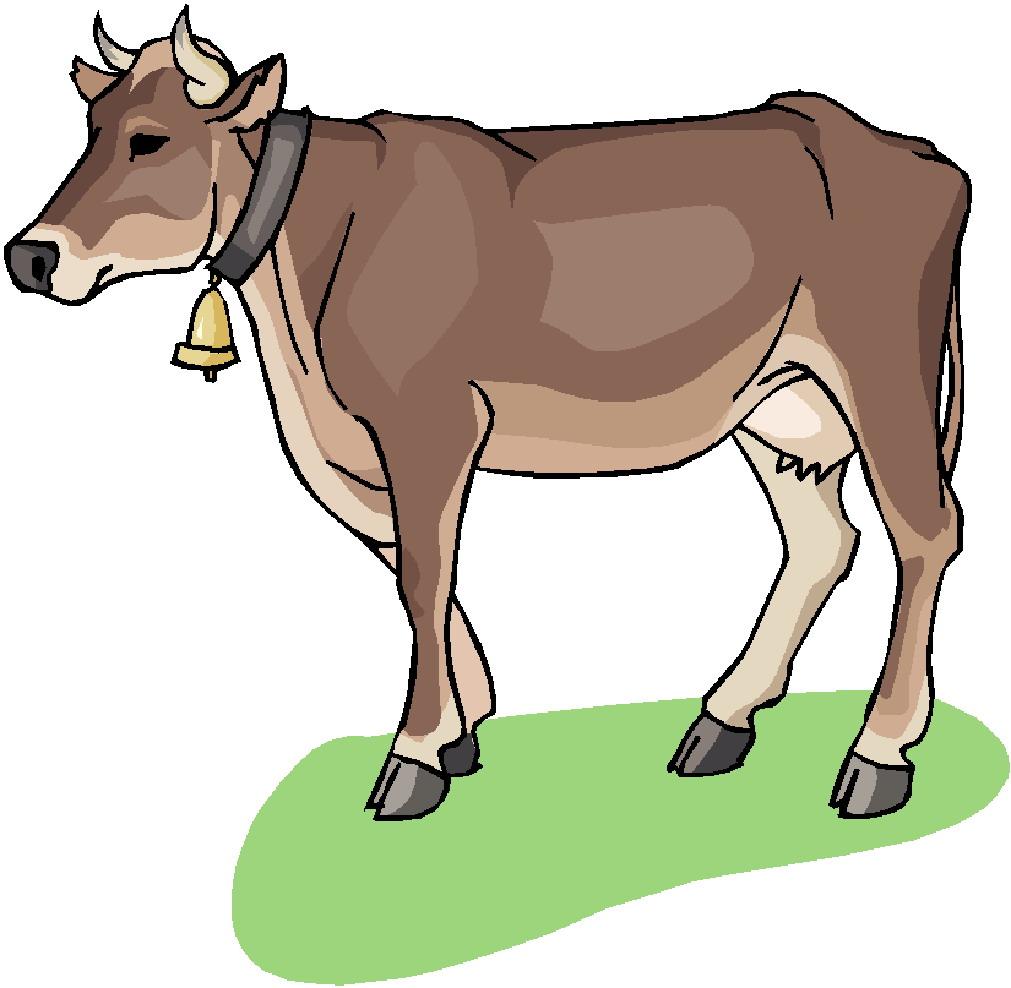 Cows clip art free clipart images