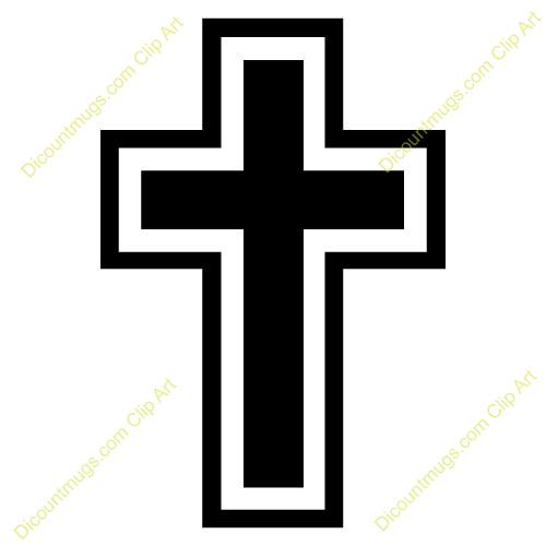 Cross clipart 2