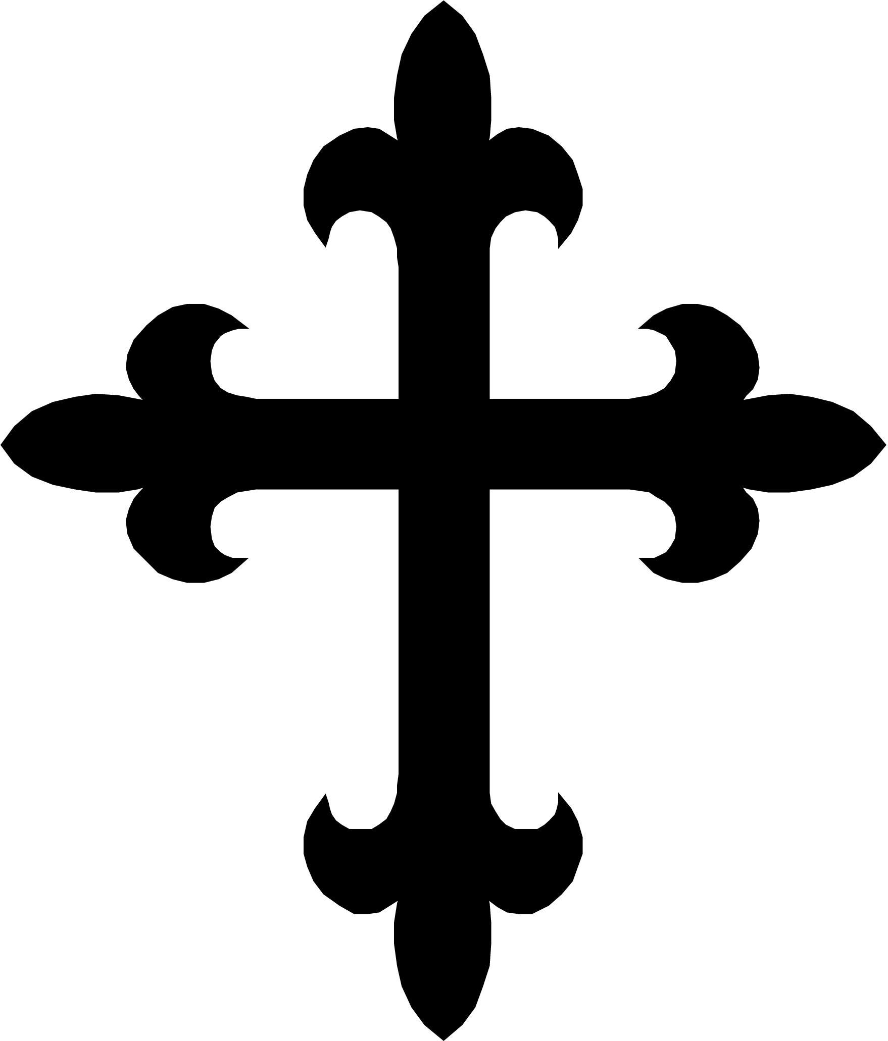 Cross clipart cross clip art image 11