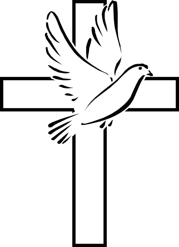 Cross clipart ideas on easter images 8