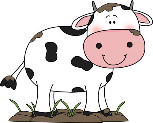 Cute cow clipart clipart collection baby