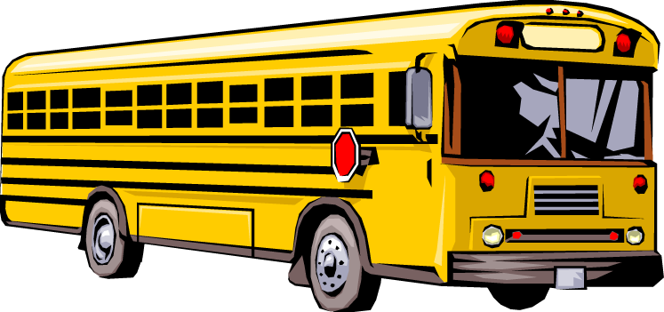 Cute school bus clip art free clipart images 4 2