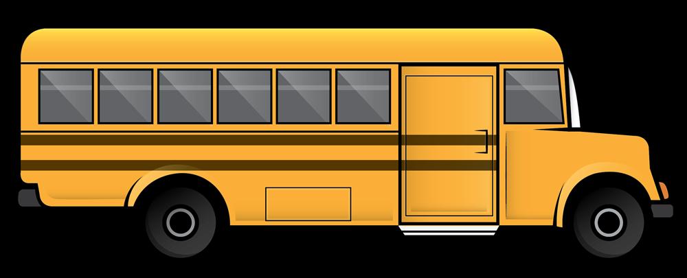 Cute school bus clip art free clipart images 6