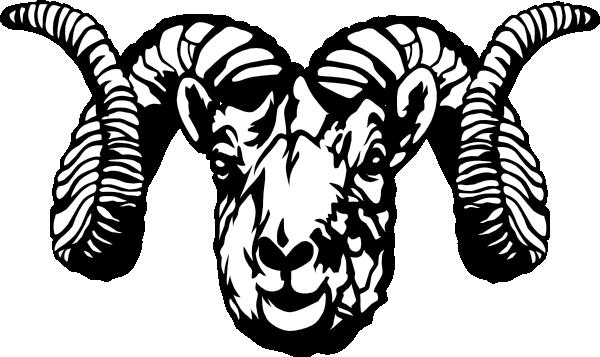 Dall sheep ram clip art at vector clip art