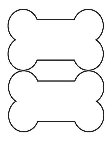 Dog bone outline free download clip art on 3