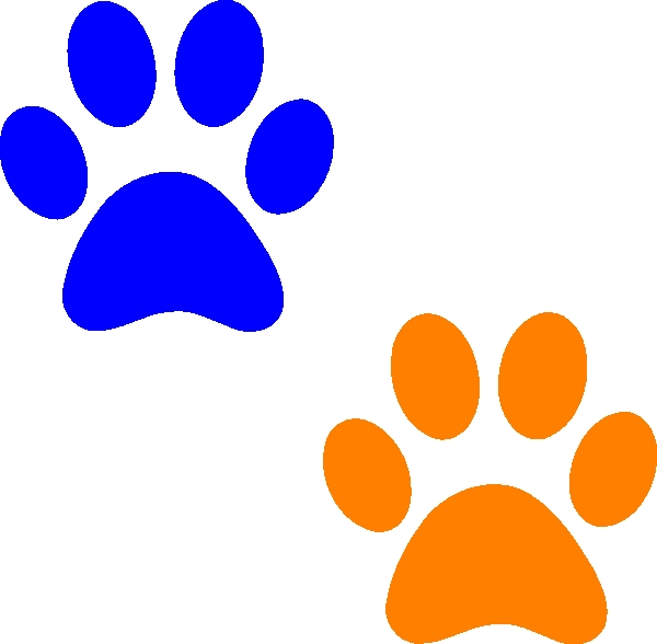 Dog paw print clip art free download 2 clipart clipartpost