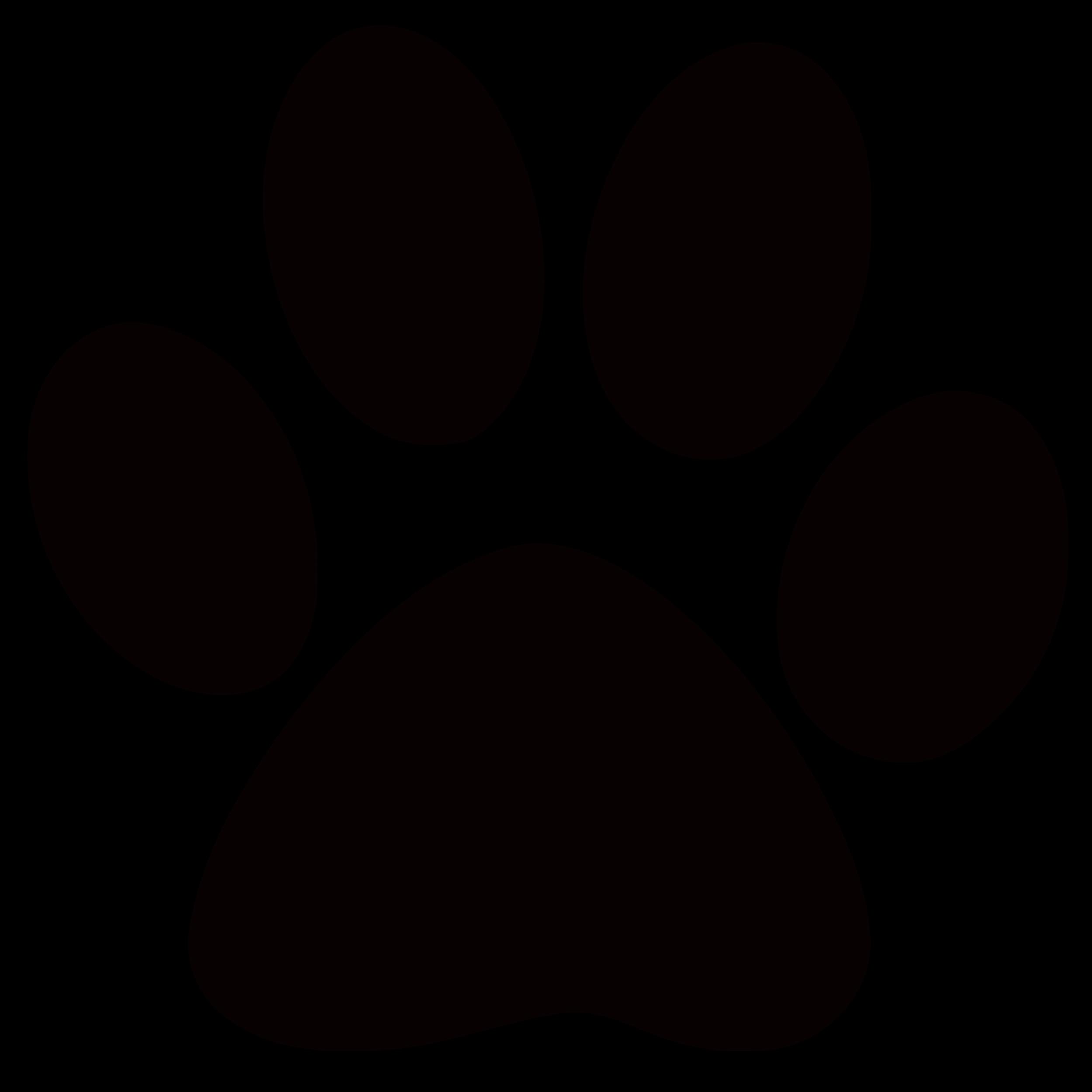 Dog paw print free download clip art on