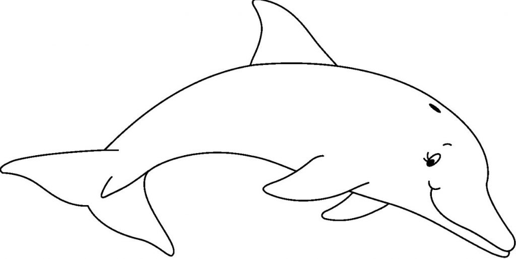 Dolphin clipart black and white ideas