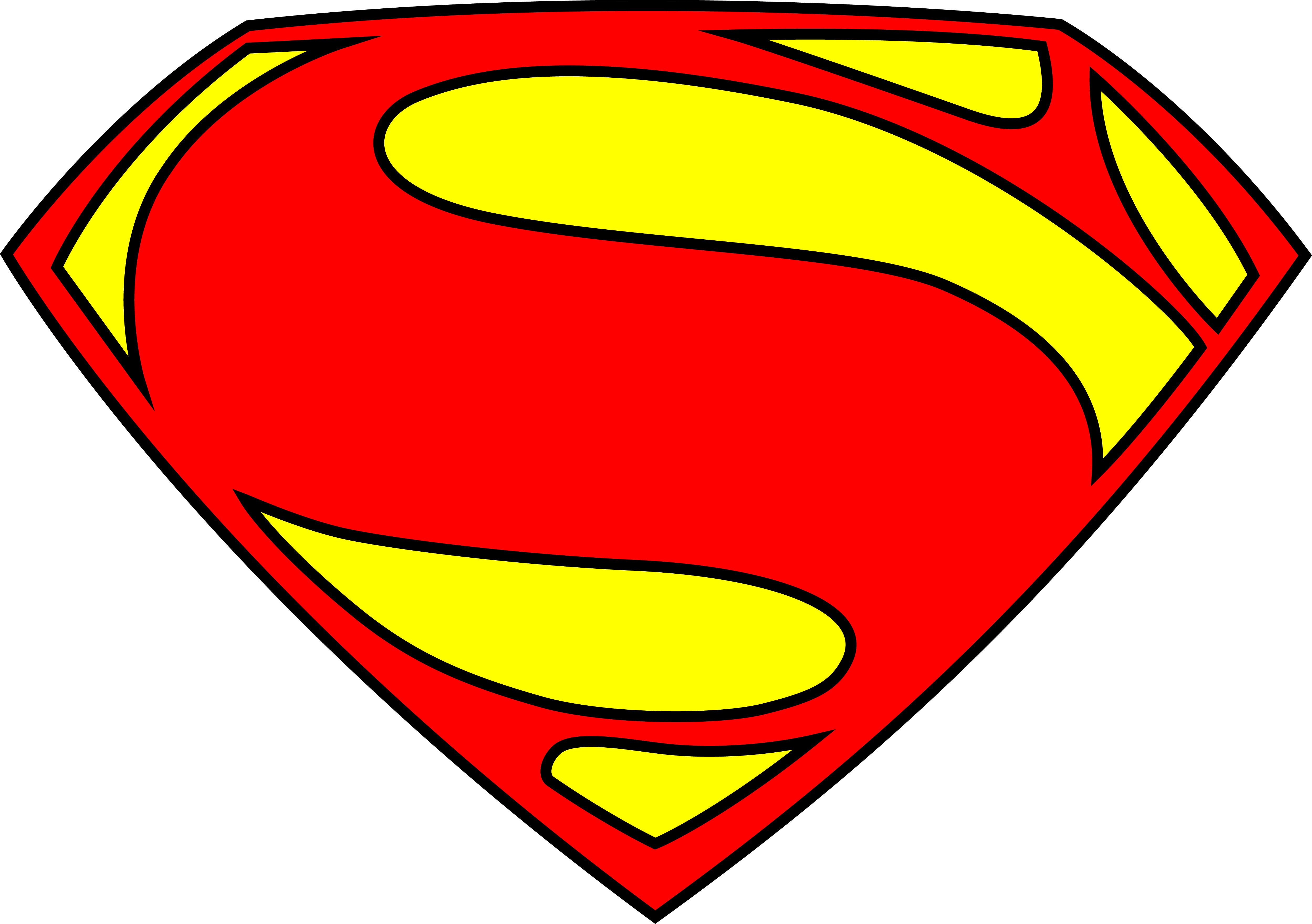 Download superman logo free photo images and clipart freeimg