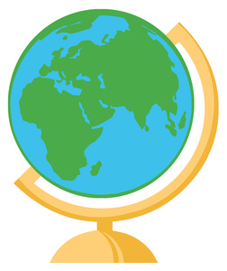 Earth globe clip art free clipart images 2 2