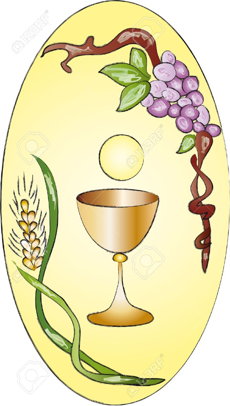 First communion cup clipart holymunion pencil and in color cup holy