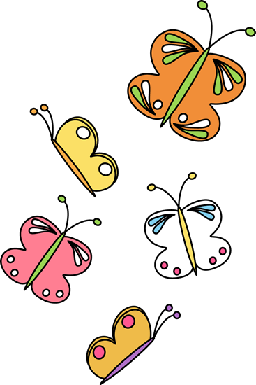 Flying butterfly clipart free images clipartpost