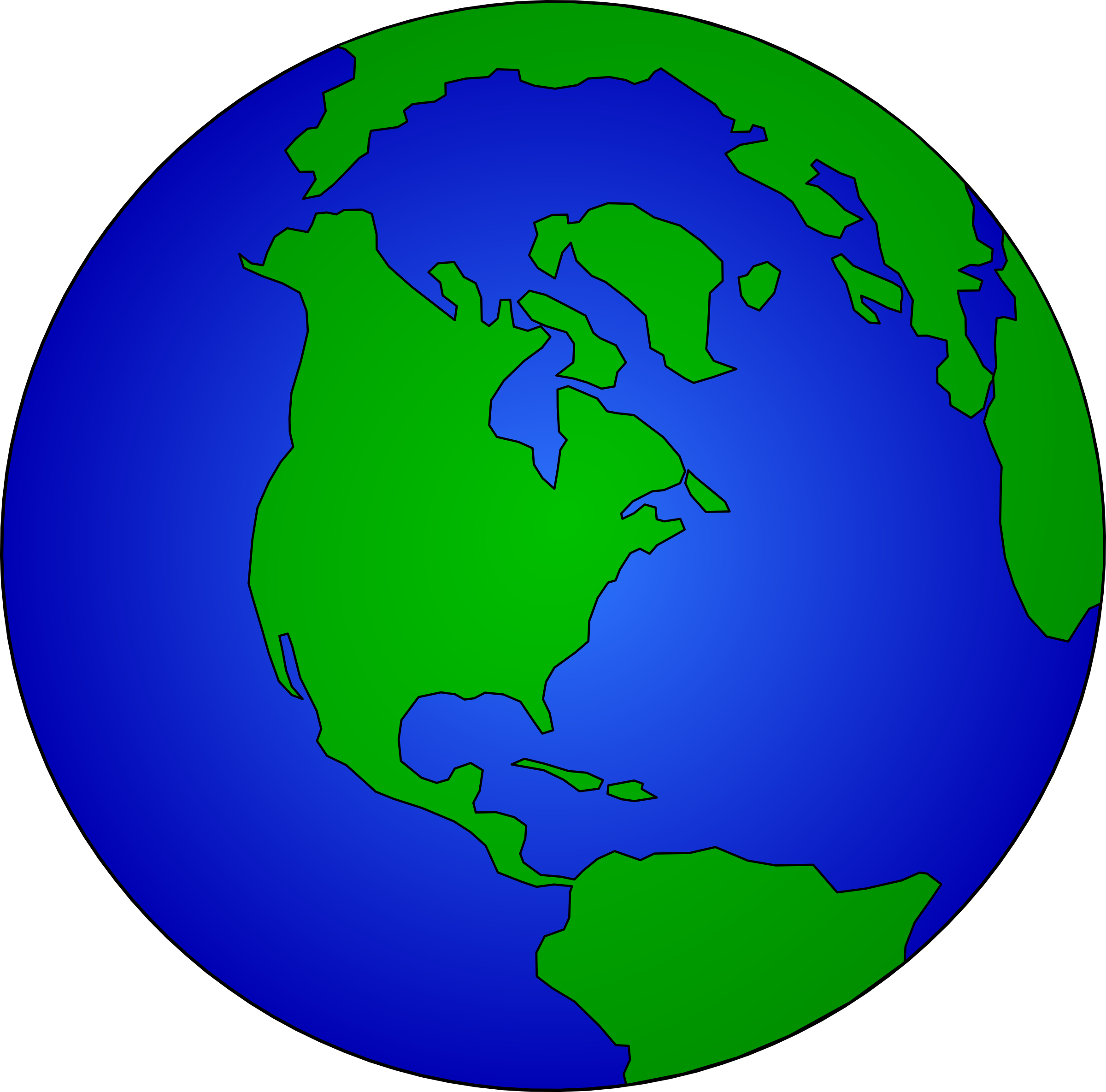 For globe clipart free images