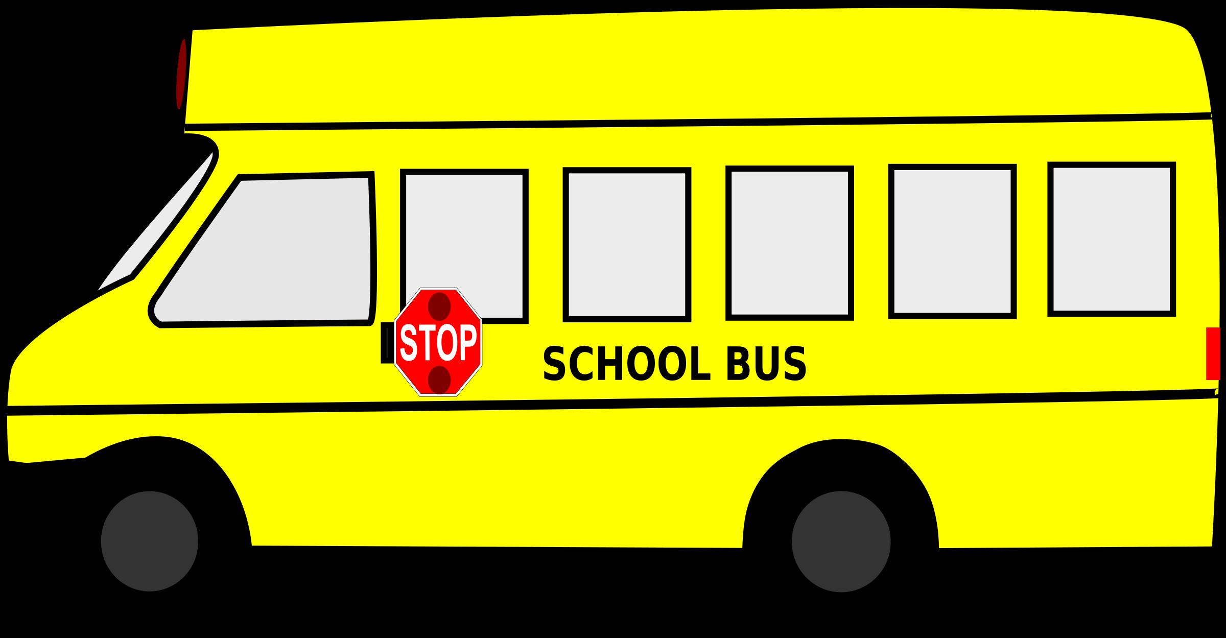 Free clip art school bus clipart images 2 2