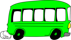 Free clip art school bus clipart images 8
