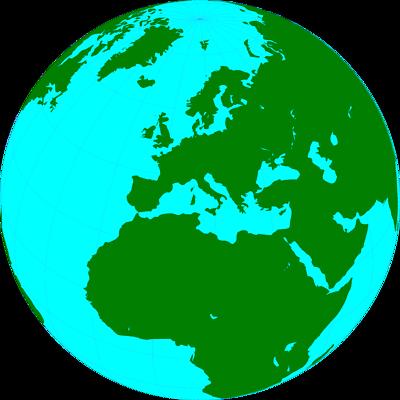 Free globe clipart clipartbarn
