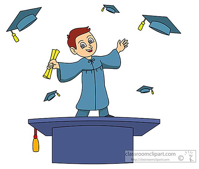 Free graduation clip art 2