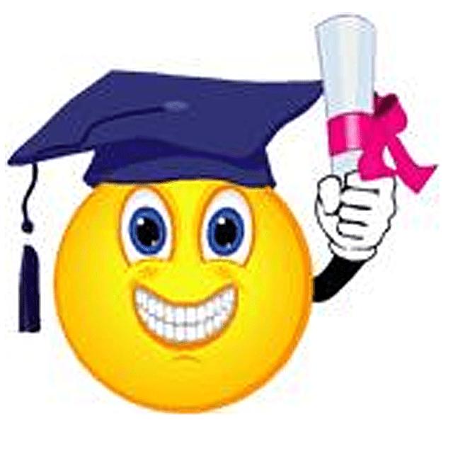 Free graduation clip art 3