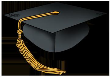 Free graduation clip art by phillip martin