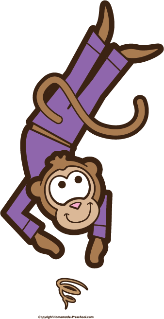 Free monkey clipart 2