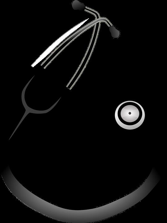 Free vector graphic stethoscope medical medicine image clip art