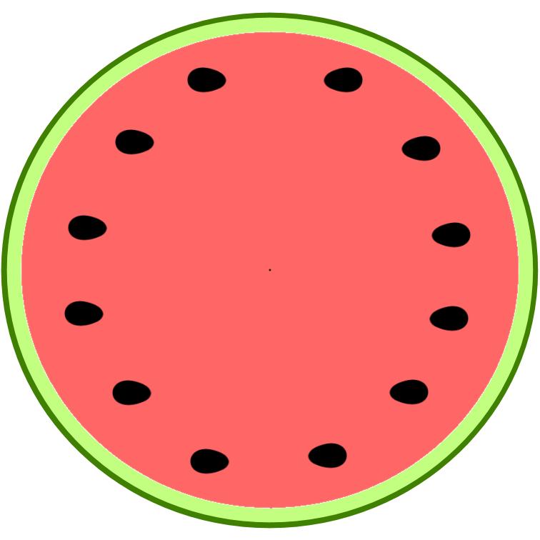 Free watermelon clipart clip art library