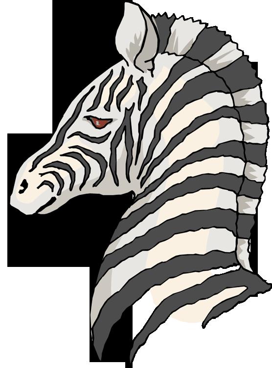 Free zebra clipart 4 clipartbarn