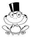 Frog  black and white frog clip art black and white free clipart images