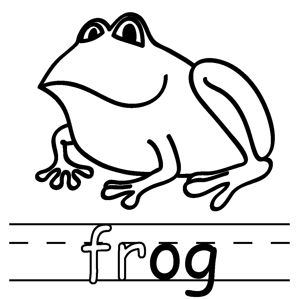 Frog  black and white tree frog clip art black and white free clipart