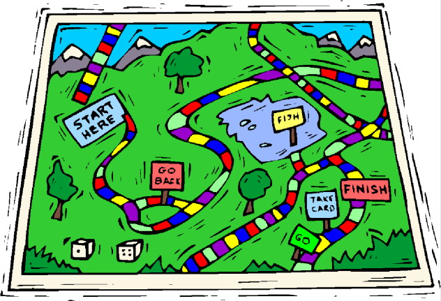 Games game board clipart clipart collection play park