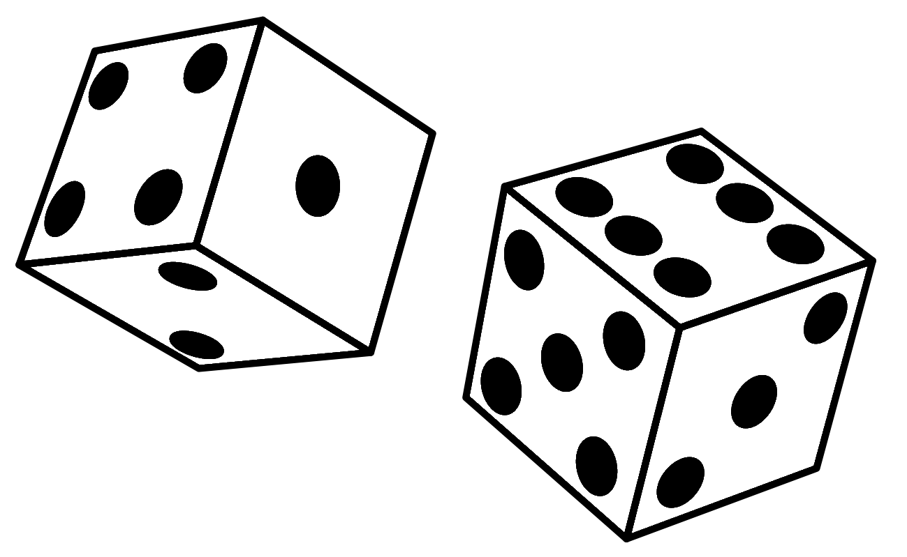 Games game clipart black and white pencil in color game